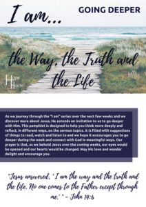 thumbnail of I AM Hand Out, Way, Truth, Life
