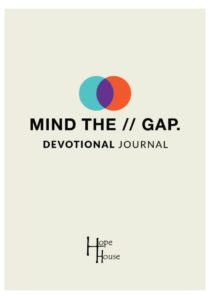 thumbnail of Mind the Gap devotion with cover