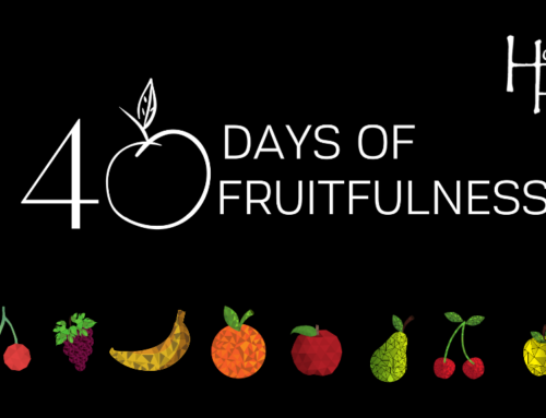 40 Days of Fruitfulness