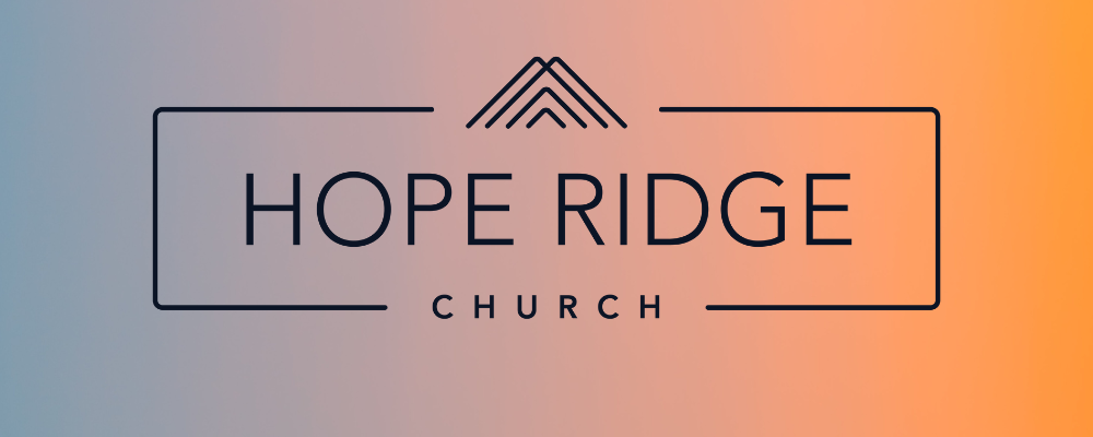 Hope Ridge Church Logo